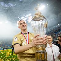 «Моя детская мечта – играть в топовом европейском чемпионате». Путь Андрея Лунёва из ЛФЛ в Бундеслигу