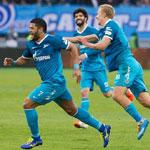 «Зенит» уверенно переиграл «Краснодар» и вышел в лидеры