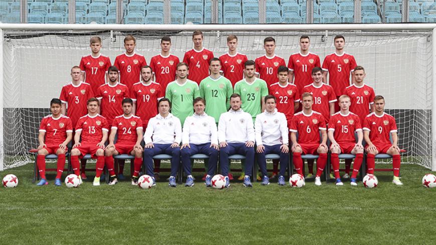 Молодежная сборная России отправилась в Испанию