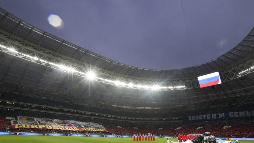 Открыта продажа билетов на матчи сборной России против Бразилии и Франции