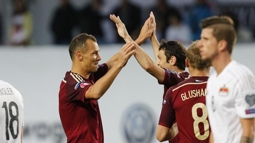 Игнашевич заменил Камболова в сборной России