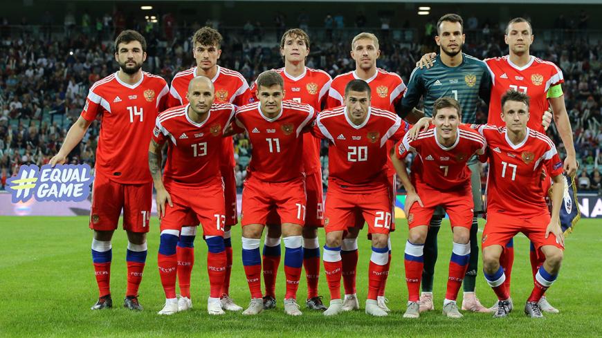 Состав сборной России на матчи с Германией и Швецией