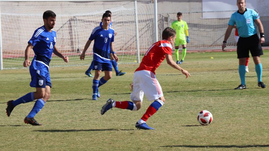Сборная России U-19 обыграла Кипр