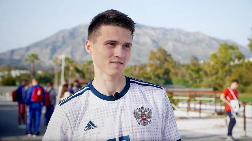 Молодёжная сборная России разгромила Норвегию