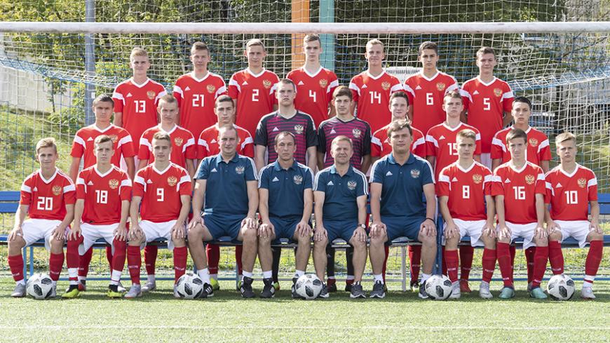 Юношеская сборная России одержала вторую победу на турнире в Румынии