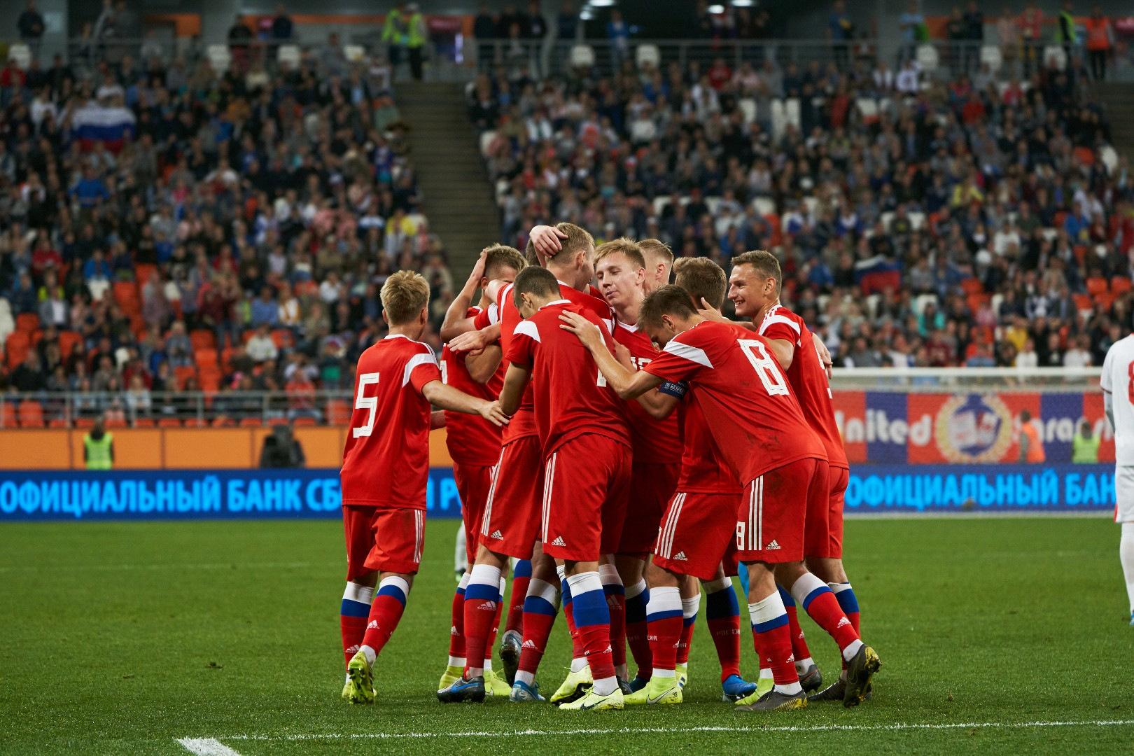 Игроки «Краснодара» принесли ничью сборной России в матче с Польшей