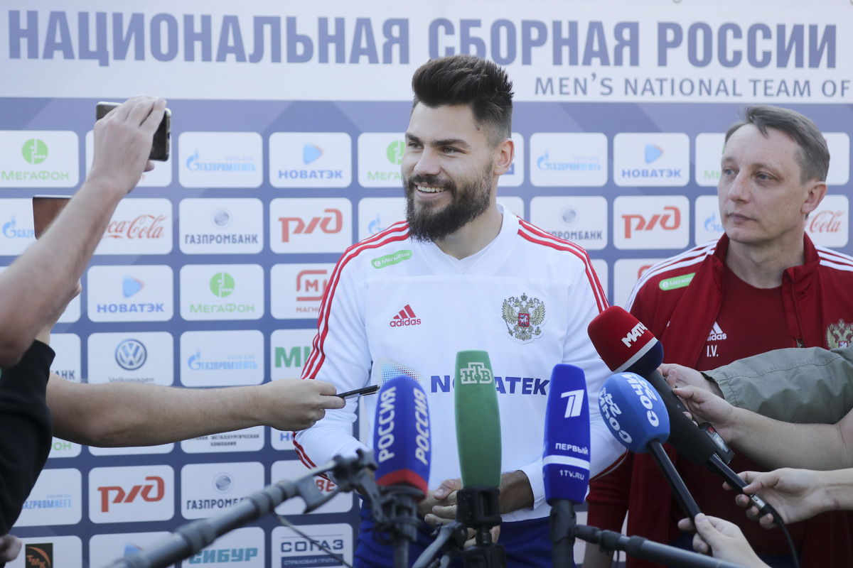 Максим Беляев: «Задача одна — занять первое место в группе»