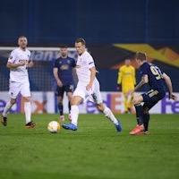 «Краснодар» уступил загребскому «Динамо» и завершил выступление в Лиге Европы