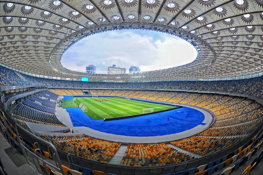 Киев примет финал Лиги чемпионов-2018
