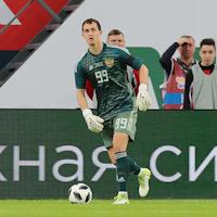 Лунёв и Мухин вызваны в сборную России на мартовские матчи