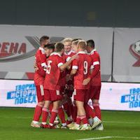 Молодёжная сборная России обыграла Северную Ирландию в матче отборочного этапа ЧЕ-2023