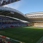 В 20-м туре ущерб стадионам составил 13 750 рублей