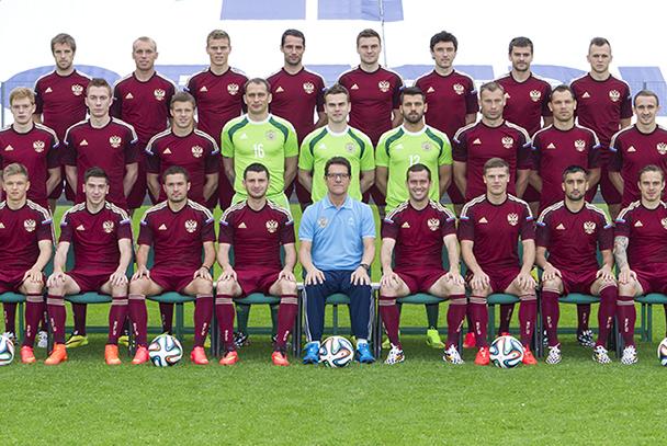 Определен состав сборной на ЧМ-2014
