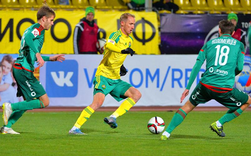 «Кубань» одержала крупную победу над «Локомотивом»