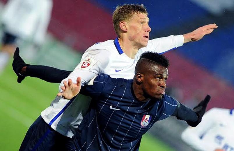 «Мордовия» и «Динамо» сыграли вничью