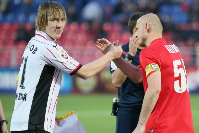 «Мордовия» и «Амкар» не выявили победителя