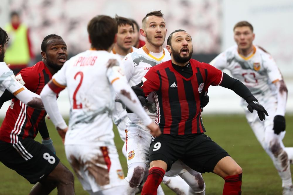 Гол Прокофьева принес победу «Амкару»