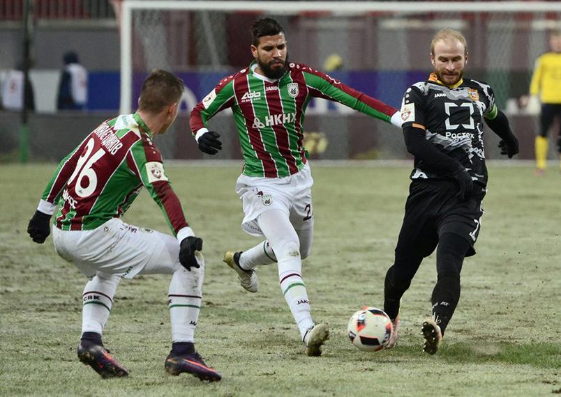 «Рубин» нанес поражение «Арсеналу»