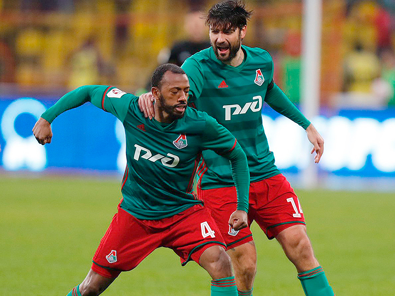 «Локомотив» одержал победу над «Арсеналом»
