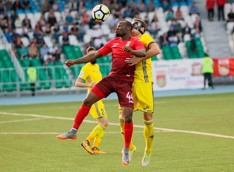 «Ростов» одержал победу в Уфе
