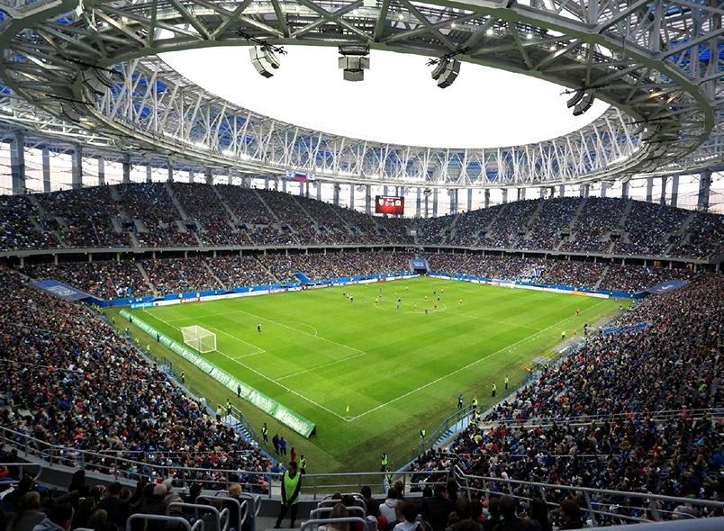 Порядок входа болельщиков на стадион матча за ОЛИМП-Суперкубок России