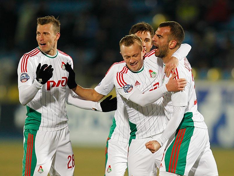 «Локомотив» нанес поражение «Ростову»