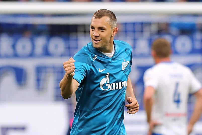 «Зенит» обыграл «Динамо»