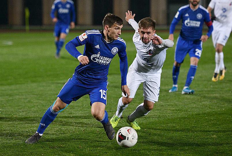 «Оренбург» в дополнительное время победил «Чертаново»