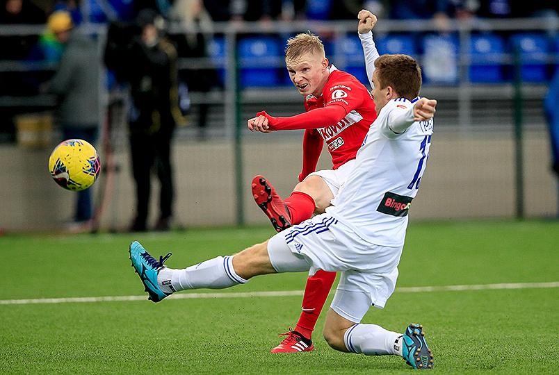 «Спартак» обыграл «Оренбург»