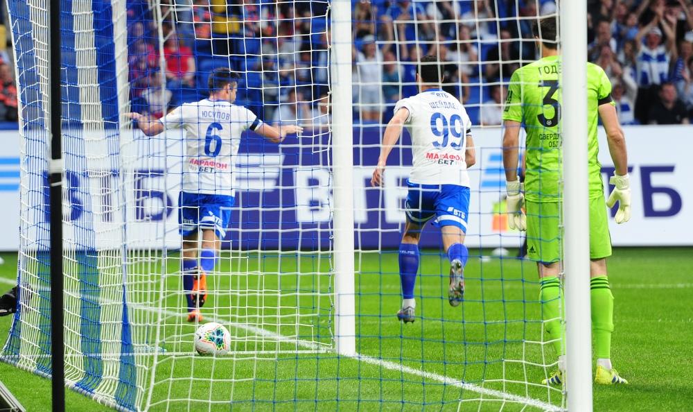 «Динамо» одержало первую победу в новом сезоне