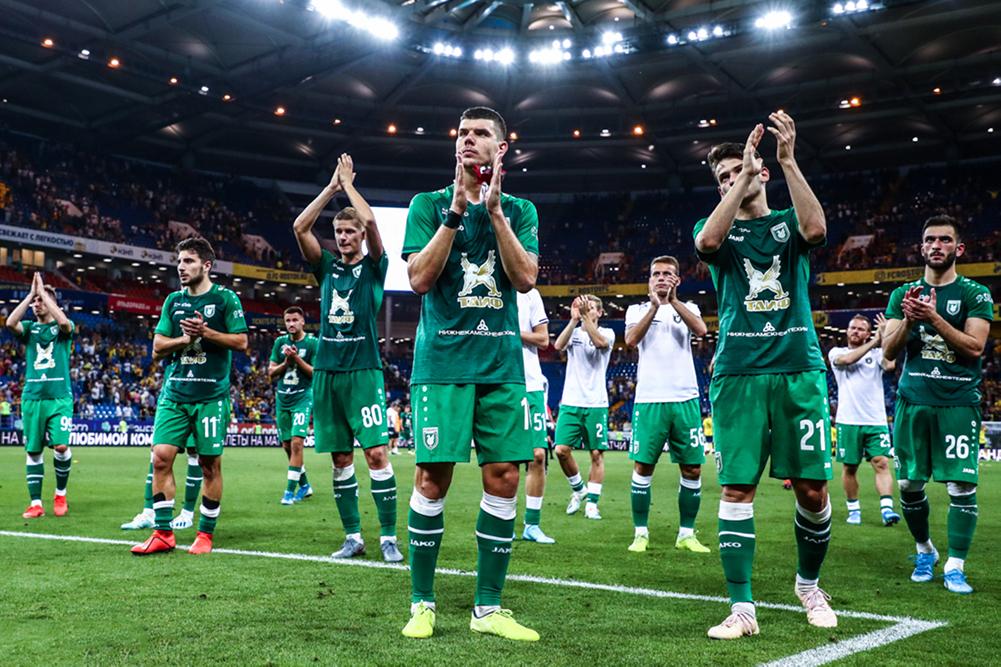 «Рубин» - обладатель премии «Liga Fair Play» в августе