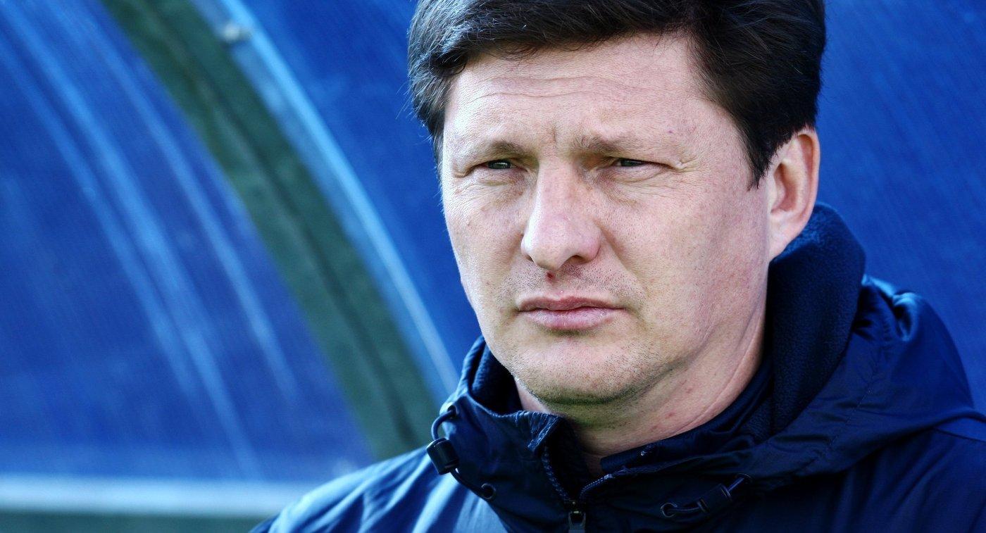 Андрей Гордеев временно прекратил работу в «Мордовии»