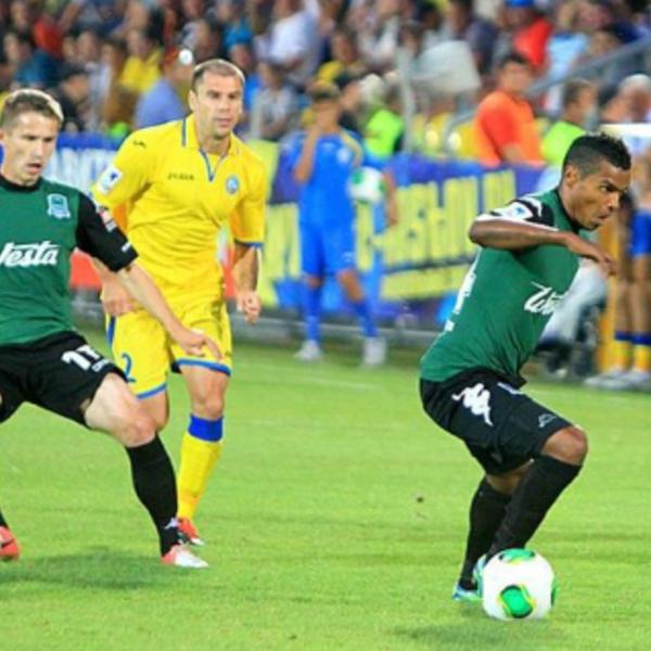 «Ростов» не удержал победу в матче против «Краснодара»