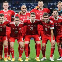 Состав сборной России на матчи отборочного этапа ЧМ-2022 с Мальтой, Словенией и Словакией