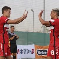 «Спартак» разгромил «Ригу» в контрольном матче на сборе в ОАЭ
