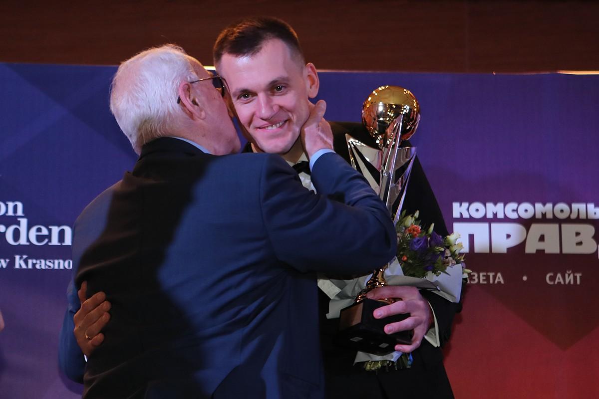 Артем Ребров стал «Джентльменом года»