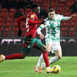 «Ахмат» и «Локомотив» сыграли вничью в Грозном