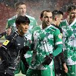 «Ахмат» и «Рубин» не забили голов в Грозном