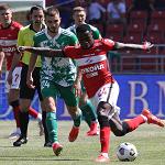 «Спартак» вырвал ничью в матче с «Ахматом» и стал вторым по итогам сезона 2020/21