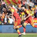 «Арсенал» обыграл «Краснодар» благодаря голу Чаушича