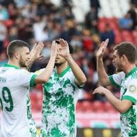 «Ахмат» одержал победу над «Тамбовом» в первом матче 29-го тура