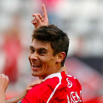 День в истории: Алекс со штрафного забил первый гол в РПЛ