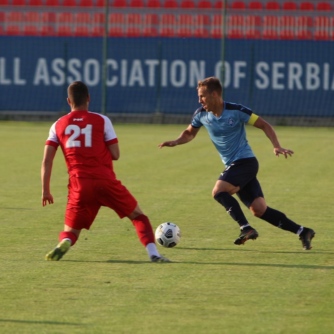 «Крылья Советов» в контрольном матче обыграли «Раднички»