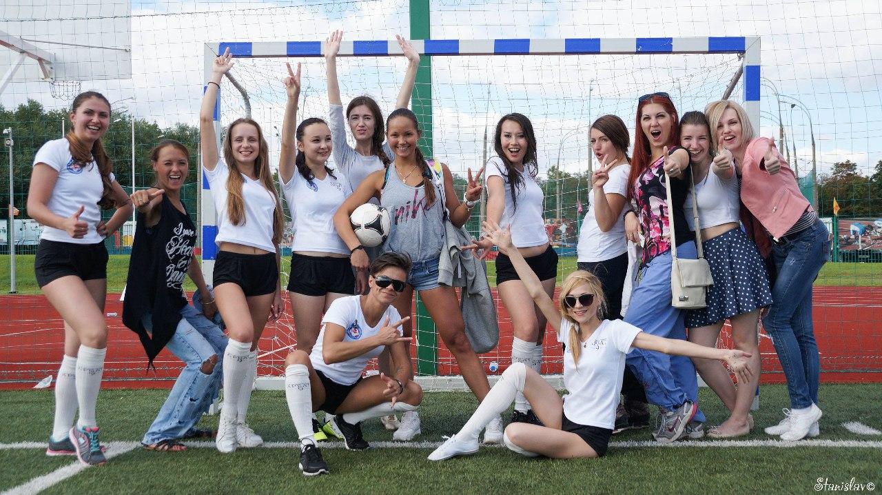 Акция «Футбол Против Наркотиков» с успехом прошла в Москве