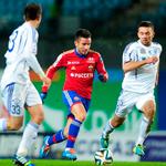 ЦСКА разгромил «Волгу»