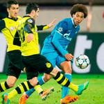«Зенит» проводит ответный матч Лиги чемпионов