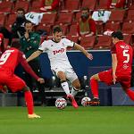 «Локомотив» сыграл вничью с «Зальцбургом» на групповом этапе Лиги чемпионов