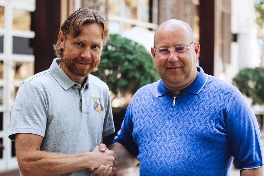 «Ростов» продлил контракт с Валерием Карпиным