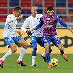 ЦСКА сыграл вничью с «Сочи» и завершил первый круг лидером Тинькофф РПЛ