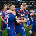 События 7-го тура: Медведев сыграл впервые с 2017-го, Влашич догнал Олича по голам в дерби